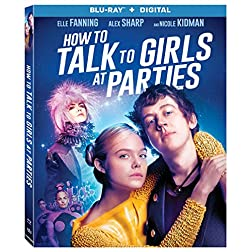 How To Talk To Girls At Parties [Blu-ray]