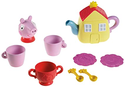 Fisher-Price Peppa Pig: Sip and Oink Tea Set