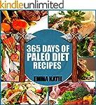 Paleo Diet: 365 Days of Paleo Diet Re...
