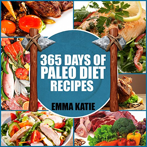 Free Kindle Book : Paleo Diet: 365 Days of Paleo Diet Recipes (Paleo Diet, Paleo Diet For Beginners, Paleo Diet Cookbook, Paleo Diet Recipes, Paleo, Paleo Cookbook, Paleo Slow Cooker, Paleo For Beginner, Paleo Recipes)