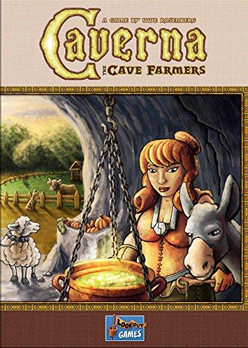 Mayfair - MFG 3501 - Caverna The Cave Farmers - Jeu de société