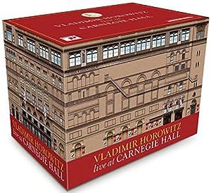 Horowitz : Live at Carnegie Hall