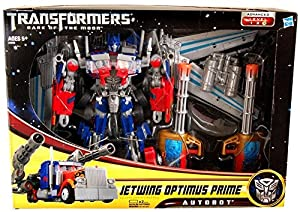Transformers Dark of the Moon Jetwing Optimus Prime