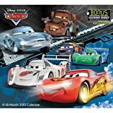 (12x12) Cars 2 Movie 2013 Calendar