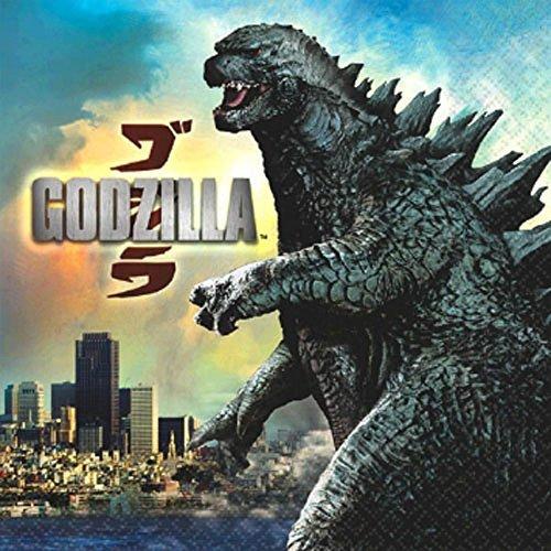 Godzilla Lunch Napkins (16ct) - 1