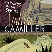 The Wings of the Sphinx: Inspector Montalbano, Book 11 | Andrea Camilleri