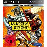 "Anarchy Reigns Limited Edition (PS3)von """"Sega of America, Inc."""""