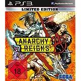 """Anarchy Reigns Limited Edition - [PlayStation 3]von """"""""Sega of America, Inc."""""""""""