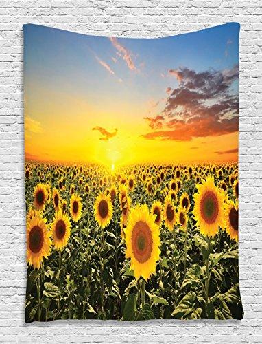 Bright Bold And Unique Sunflower Home Decor Xpressionportal