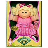 Cabbage Patch Kids Limited Vintage Edition Blond Hair Doll Classic Look and Fashion