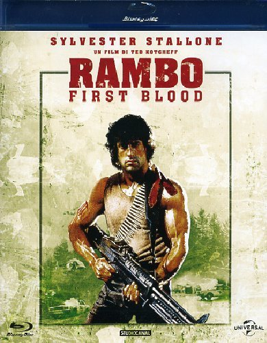Rambo [Blu-ray] [IT Import]