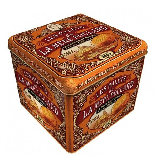 La Mere Poulard - Palets Butter Cookies From