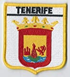 Tenerife Canary Islands Spain Spanish Embroidered Patch badge *EXCLUSIVE TO EMBLEMS-GIFTS*