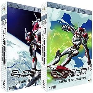 Eureka Seven - Intégrale - 2 Coffrets (10 DVD)