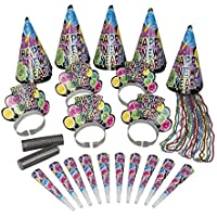 New Years Eve Celebration Party Kit for 10