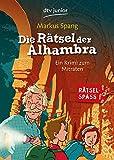 Die Rätsel der Alhambra: Ein Krimi zum Mitraten (dtv junior)