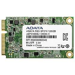 128GB mSATA SSD - Solid State Drive - Premier Pro SP310 - Sata 6Gb/s (ASP310S3-128GM-C)