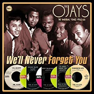 We'll Never Forget You - THE IMPERIAL YEARS 1963-66