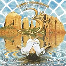 Tantric Meditations: Depths of the Mind  by Swami Muktidharma Narrated by Swami Muktidharma