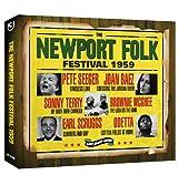 echange, troc Various Artists - The Newport Folk Festival 1959