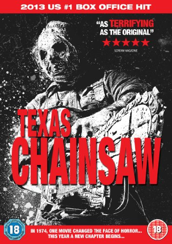 Sale alerts for Lions Gate Home Entertainment UK Ltd Texas Chainsaw 2013 [DVD] - Covvet