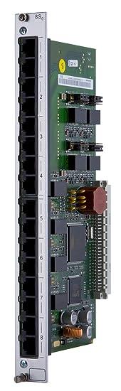 Auerswald 8S0-R Module Commander pour télécommunications