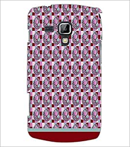 PrintDhaba Pattern D-1784 Back Case Cover for SAMSUNG GALAXY S DUOS 2 S7582 (Multi-Coloured)