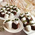 Shari's Berries - Two Full Dozen Wedding Strawberries - 24 Count - Gourmet Fruit Gifts from Shari's Berries