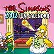 Official The Simpsons Calendar 2012