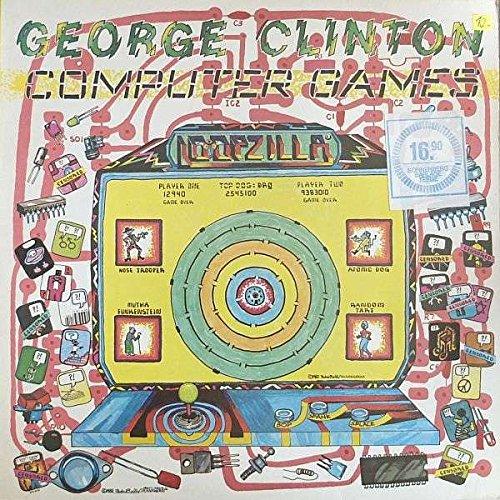 George Clinton - Computer Games - Capitol Records - 1A 064-400143 (George Clinton Computer Games compare prices)