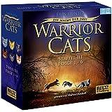 Warrior Cats - Die Macht der drei. Folge 1-6: III, Folge 1-6, gelesen von Marlen Diekhoff, Gesamtbox 30 CDs, 39 Std.