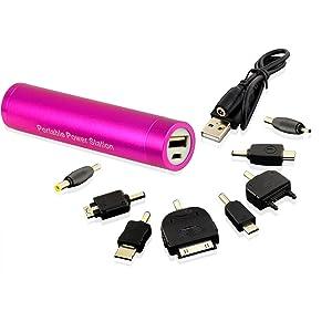 LEICKE - Batería externa móvil/Power-Pack/ para Apple iPhone 3G 3GS 4 4S, HTC, Samsung, Nokia, Sonny Ericsson  Electrónica Comentarios de clientes y más noticias