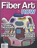 img - for Fiber Art Now (Spring 2013,Dimensions of Color) book / textbook / text book