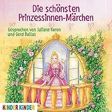 Die schönsten Prinzessinnen-Märchen Hörbuch von Ilse Bintig Gesprochen von: Juliane Koren, Gerd Baltus