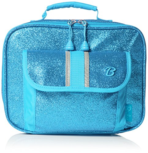 bixbee-girls-sparkalicious-glitter-lunchbox-turquoise-one-size