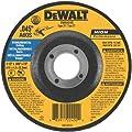DEWALT DW8424S Cfree Thin Cutoff Wheel, 4-1/2-Inch x.045 x 7/8-Inch