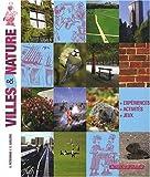 """Afficher """"Villes et nature"""""""