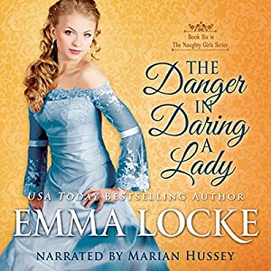 The Danger in Daring a Lady Audiobook