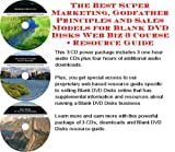 img - for The Best Super Marketing, Godfather Principles and Sales Models for Blank DVD Disks Web Biz 3 Course + Resource Guide book / textbook / text book