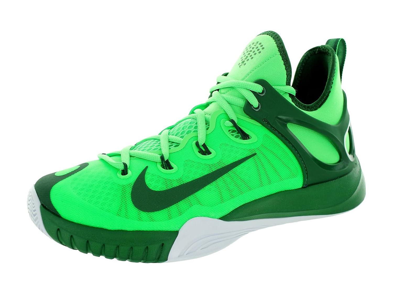 b9449709f41 Nike Men s Zoom Hyperrev 2015 Poison Green Gorge Greem White Basketball  Shoe 8.5 Men ...