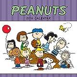 Peanuts 2016 Wall Calendar