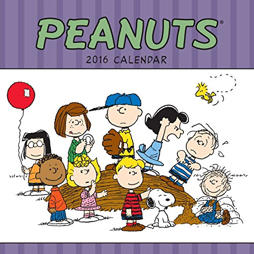 Peanuts 2016 Wall Calendar - Peanuts Worldwide LLC