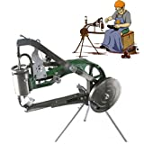 Shoes Sewing Machine Electric Hand Cobbler Shoes Repair Machine Leather Cloth Rubber Shoes Repair Stitching Tool Shoes Sewing Machine (USA Stock)