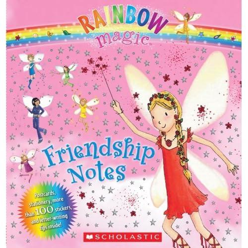 Rainbow Magic: Friendship Notes