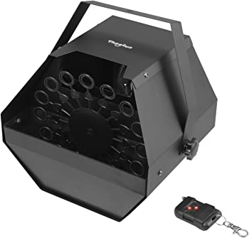 Theefun Professional Wireless RC Bubble Machine