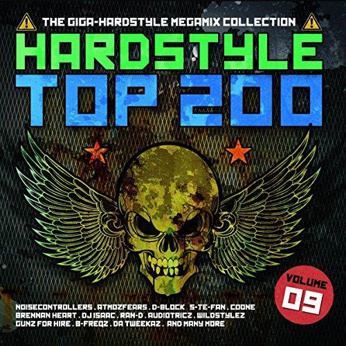 VA-Hardstyle Top 200 The Giga-Hardstyle Megamix Collection Volume 9-4CD-FLAC-2016-VOLDiES Download