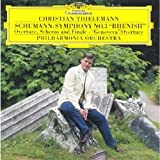 Schumann: Symphony No. 3 Rhenish / Overture, Scherzo & Finale / Genoveva Overture - Christian Thielemann / Philharmonia Orchestra