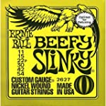 Ernie Ball: Beefy Slinky Guitar Strin...