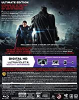 Batman v Superman: Dawn of Justice (Ultimate Edition Blu-ray + Theatrical Blu-ray + DVD + Digital HD UltraViolet Combo Pack) by Warner Home Video