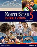 img - for NorthStar Listening and Speaking 5 with MyEnglishLab (4th Edition) book / textbook / text book